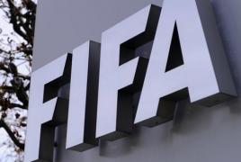 Հայաստանը ՖԻՖԱ-ի դասակարգման աղբյուսակում բարելավել է դիրքերը մեկ հորիզոնականով