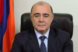 Gyumri mayor, deputy mayor test positive for coronavirus