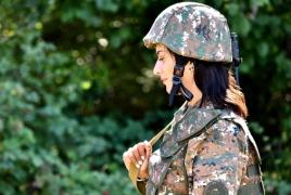 18-27 տարեկան կանայք կմասնակցեն 45-օրյա զինվարժանքների