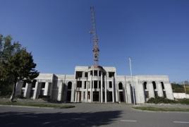 Резиденцию парламента Арцаха в 2022 году перенесут в Шуши
