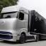 Новый водородный грузовик Mercedes-Benz сможет проехать 1000 км без дозаправки