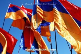 Trump, Putin, Li congratulate Armenia on Independence Day