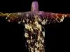 Статуя Христа в Рио окрасилась в цвета армянского флага