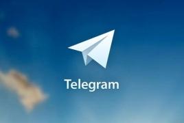 В работе Telegram произошел сбой