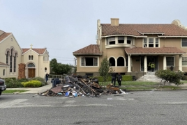 Police launch investigations amid hate crimes against Armenian community