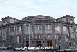 Armenia: University of Economics temporarily suspends operations