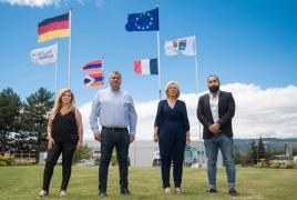 «Это вам не Азербайджан»: Мэр французского Бур-ле-Валанса ответила на поступающие ей угрозы из-за флага Арцаха