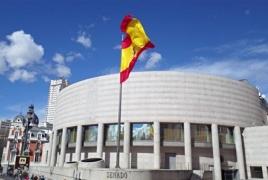 Spanish Senate ratifies Armenia-EU agreement