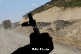 Воздушные удары по Карабаху: Сбито 2 азербайджанских вертолета и 3 беспилотника