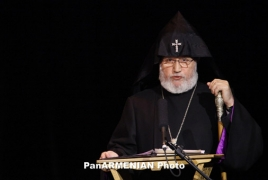 Karabakh violence: Armenian Catholicos cutting short Vatican trip