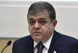 Russian Senator urges cessation of hostilities in Karabakh
