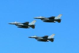 Արցախի նախագահ․ Թուրքական F16 կործանիչներն են օգտագործվում