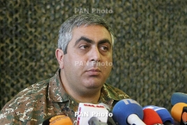 Official: 200 Armenian soldiers wounded in Karabakh