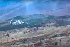 Watch the destruction of Azerbaijani tanks by Karabakh army