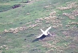 Karabakh downs two more Azerbaijani helicopters