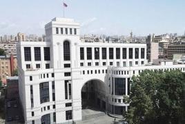 Civilian killed in Armenia in Azerbaijan's shelling from across the border