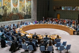 UN Security Council urges immediate end to fighting in Karabakh