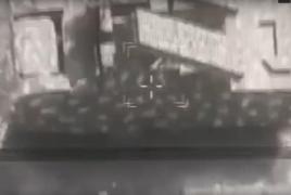 Ադրբեջանական 2 մահապարտ ԱԹՍ հարվածել են հայկական զինտեխնիկա նմանակող կարտոնե թիրախների