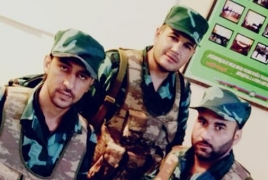 BBC Arabic: Syrian fighter reveals details from deployment to Azerbaijan