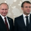 Macron, Putin discuss Karabakh escalation over the phone