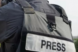 Two Le Monde journalists injured in Azerbaijan's bombing of Karabakh