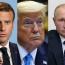 France, Russia, U.S. urge Pashinyan, Aliyev to commit to resuming talks