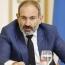 Pashinyan: 4 Azeri drones downed in Armenia's Gegharkunik, Kotayk