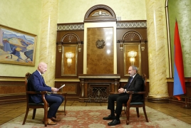 Pashinyan: Armenia considering military, political alliance with Karabakh