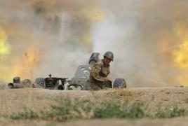 Karabakh troops destroy three Azerbaijani planes, two tanks