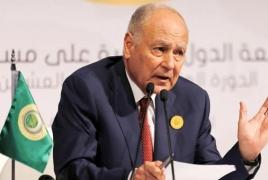 Глава Лиги арабских государств винит Турцию в эскалации ситуации в Карабахе
