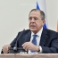 Lavrov: Russia, France, U.S. working on new statement on Karabakh