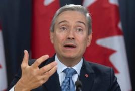 Канада приостановила экспорт военных технологий в Турцию