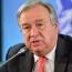 ՄԱԿ գլխավոր քարտուղարը կոչ է արել աշխարհին՝ նպաստել կրակի դադարեցմանը Ղարաբաղում