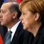 Меркель призвала к прекращению огня в Карабахе в разговоре с Эрдоганом