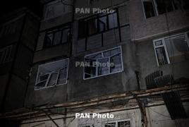Азербайджан начал ракетный обстрел Степанакерта и Шуши