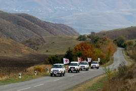ICRC says ready to facilitate handover of bodies in Karabakh