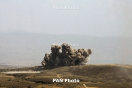 Karabakh: Azerbaijan resumes offensive actions in several directions
