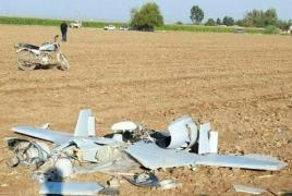 Իրանում Ադրբեջանի ԶՈւ-ին պատկանող Harop ԱԹՍ-ի բեկորներ են ընկել