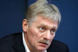 Kremlin: Russian military verifying info about Azeri strikes against Armenia