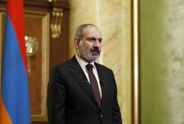 Armenia PM cites Munich Agreement over