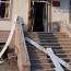 Опубликовано видео разрушенного ударом Азербайджана госпиталя в Карабахе