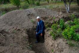 AFP article proves Azerbaijan prepared weeks before attacking Karabakh