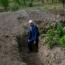 Պատերազմից առաջ Ադրբեջանի սահմանամերձ գյուղում փոսեր են փորել