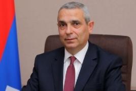 Karabakh Foreign Minister says glad for