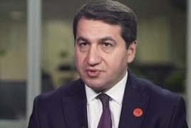 В Баку пока не поддерживают идею по размещению наблюдателей из РФ в Карабахе