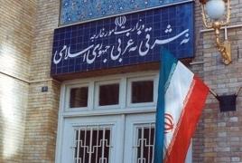 50 shells have reportedly landed in Iran since beginning of Karabakh war