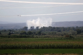 Правительственные СМИ Ирана сообщают о сбитом у границы военном самолете и двух БПЛА