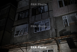Civilian killed in Azerbaijan's shelling of settlements