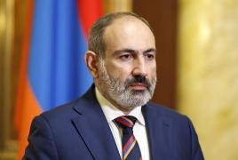 Пашинян: Ожидаем, что РФ предпримет активные и конкретные шаги, чтобы остановить действия Азербайджана и Турции