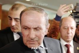 Տեր-Պետրոսյանն ու ՀՅԴ բյուրոյի ներկայացուցիչը քննարկել են թուրք-ադրբեջանական ագրեսիան